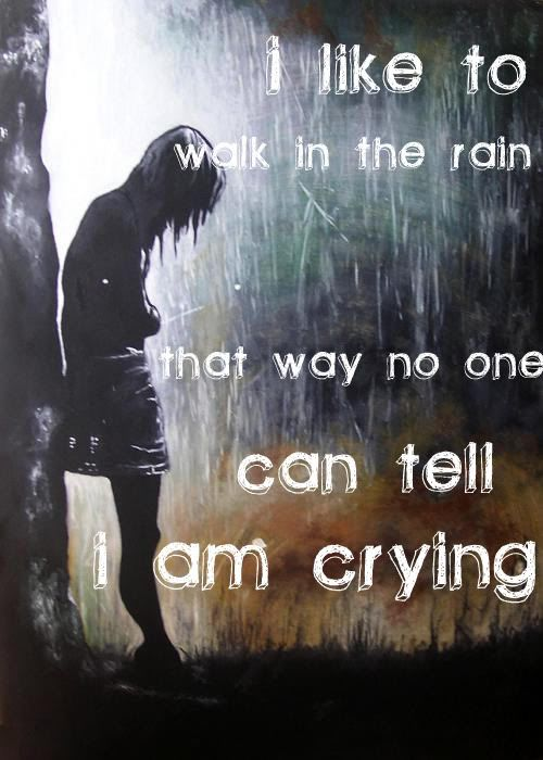 I Like Walk In The Rain Inspiration Quotes Sad Quotes Rain Quotes