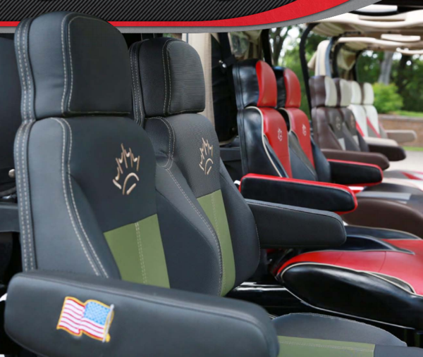 Pin On Club Car Precedent Accessories Customizing Tips