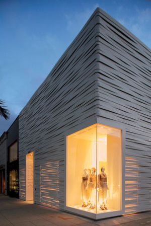 metal cladding | product focus | architectural record: texture and