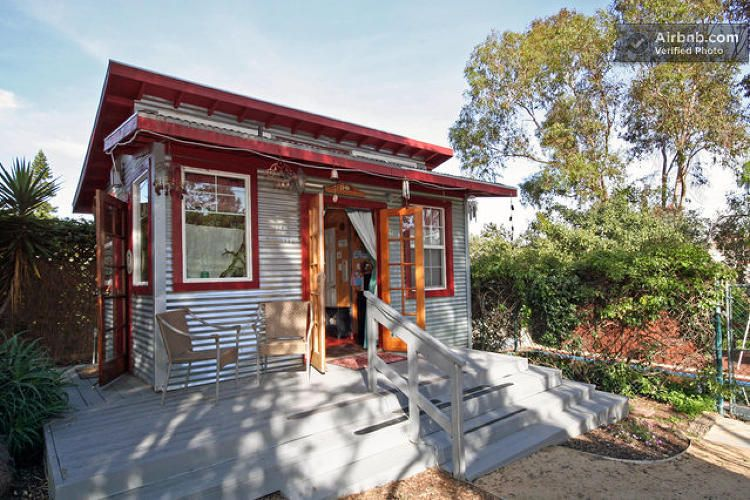 10 Tiny Houses You Can Rent On Airbnb Business design Tiny
