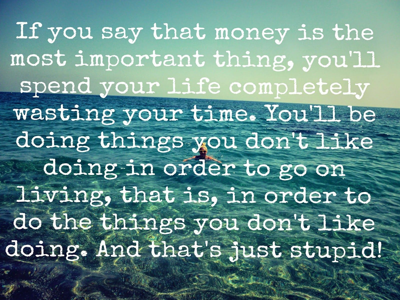 Inspirational Quotes | Positive Tidbits | Pinterest | Alan watts ...