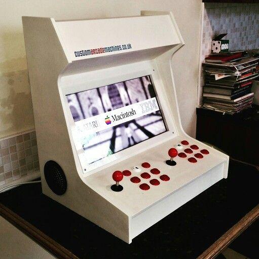 Bartop arcade machine #customarcademachines
