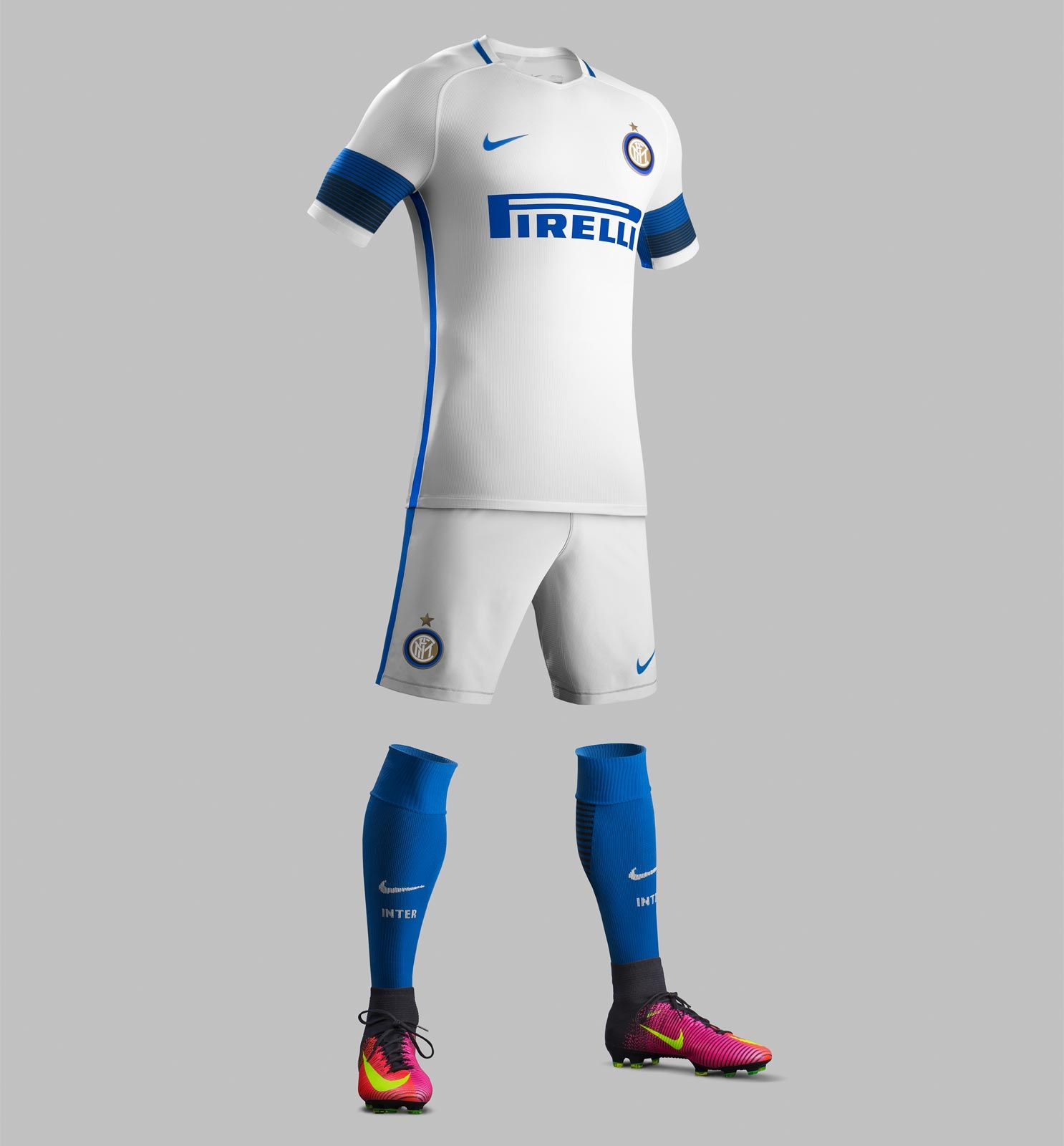 FC Internazionale Milano (Italy) - 2016/2017 Nike Away Kit