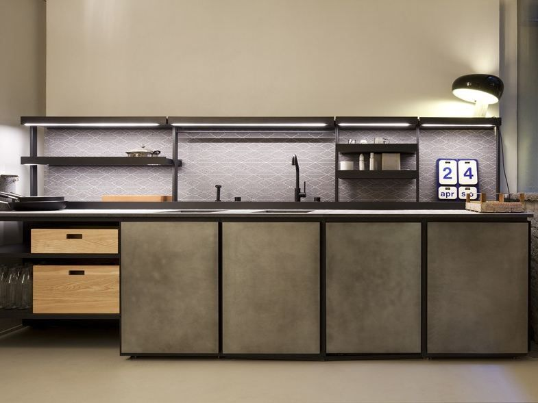 Modulare Küche SALINAS by Boffi | Design Patricia Urquiola ...