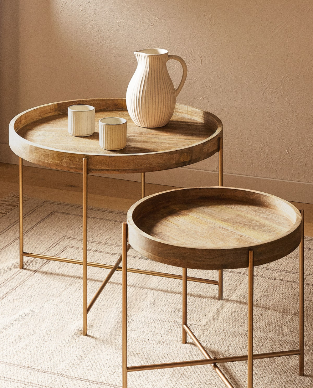 Pin By Nicole Hernandez On Bianca Coffee Table Furniture Ikea Nesting Tables [ 1239 x 1000 Pixel ]