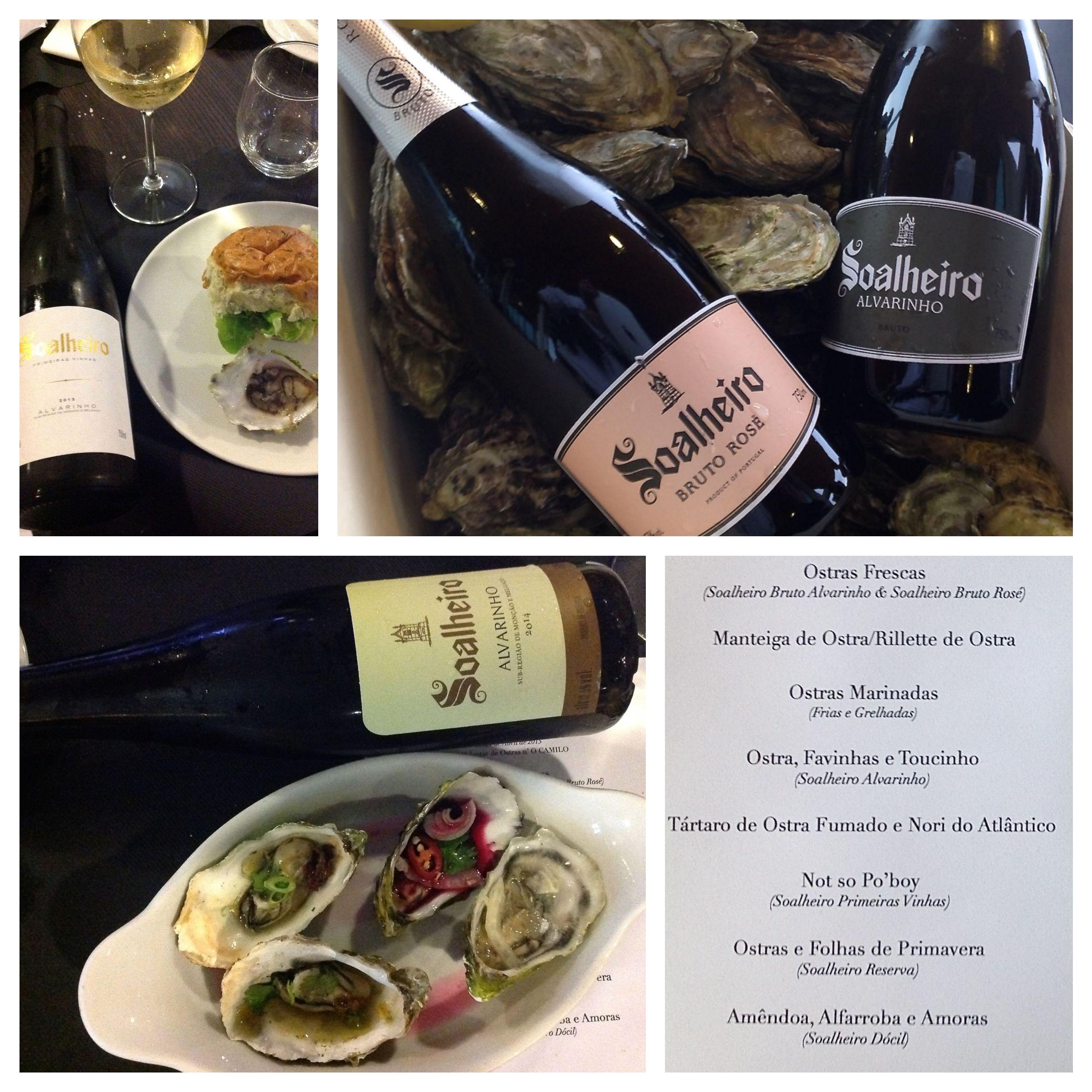 Sugestão gastronómica para o fim‑de‑semana em duas palavras: puro prazer… com #Soalheiro.  Gastronomic tip for the weekend in two words: pure pleasure… with #Soalheiro.  #wine #luxury #food