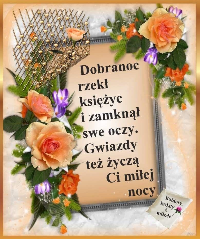 Pin By Benek Benek On Dobranoc Lettering