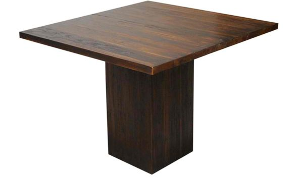 20 Surprising Square Wooden Pedestal Table Bases Home Design Lover Pedestal Table Round Wooden Dining Table Table Base