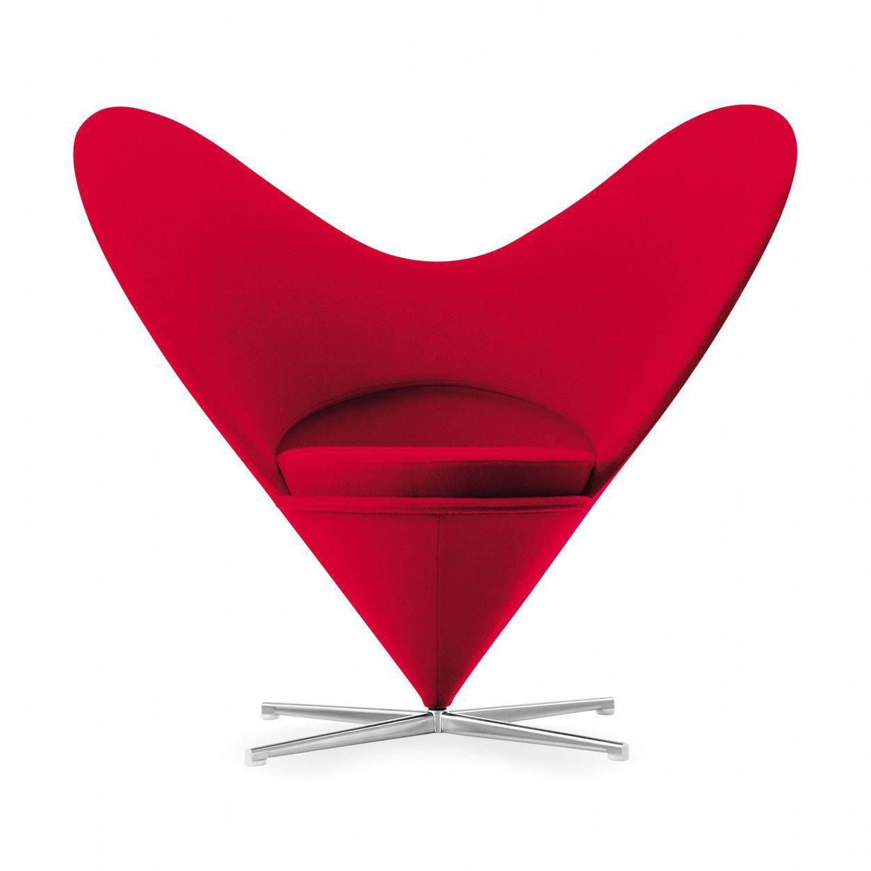 Miniature Chair Panton Heart Shaped Cone Miniature Chair Furniture Ball Chair