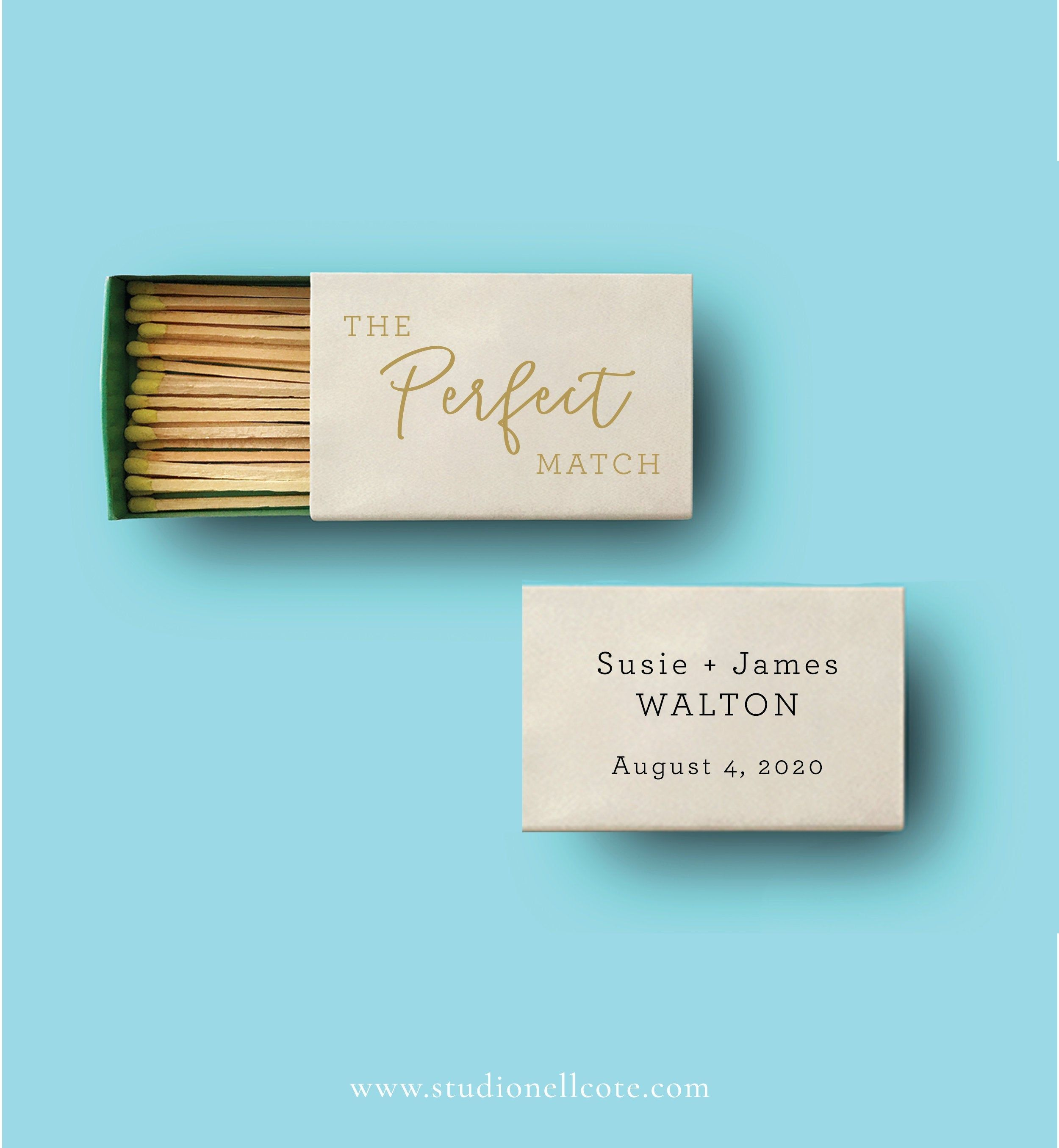 Set of 50 Script Print Eat Drink and Be Married Matchbooks Favors Wedding Matchbook Wooden Matches Personalized Wedding Matches