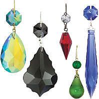 Crystal Chandelier Parts Prisms