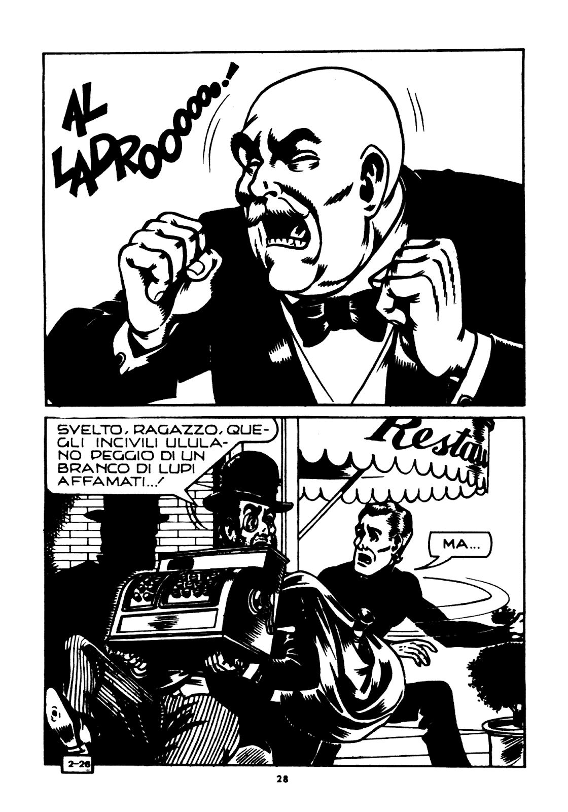 Alan ford gruppo t n t ubc enciclopedia online del fumetto - Le Origini Segrete Di Alan Ford