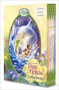 Tales From Pixie Hollow Collection #4 (Disney Fairies): Various, RH Disney: 9780736426374: Amazon.com: Books