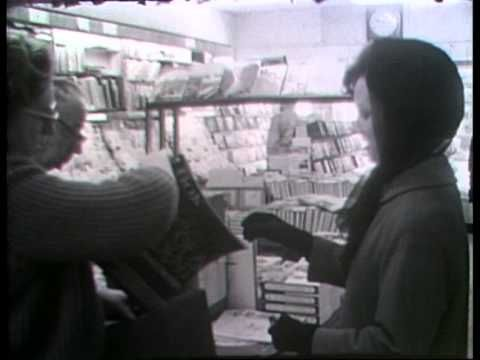 Tulsa bookstore 1960s