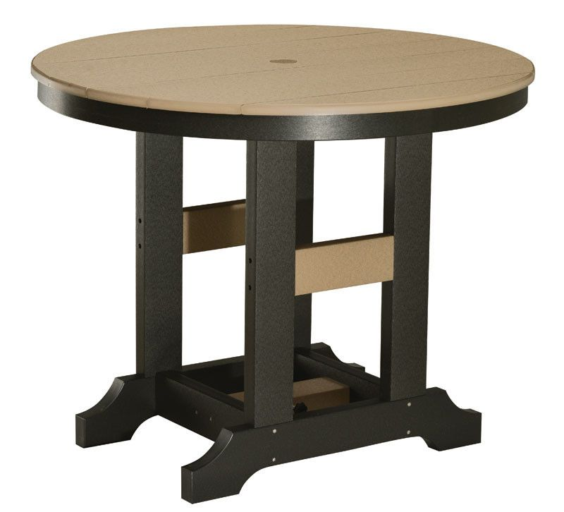 Garden Classic 38 Round Table In Standard Colors Table Home