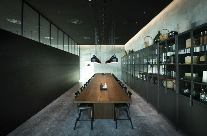 The Restaurant By Riis Retail Aarhus Denmark Retail Design