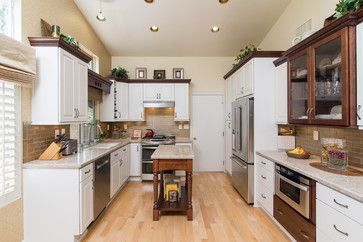 Oceanside California Kitchen Remodel 2  Traditional  Kitchen Captivating Remodeling Kitchen Decorating Design