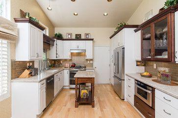 Oceanside California Kitchen Remodel 2  Traditional  Kitchen Captivating Remodeling Kitchen Decorating Design