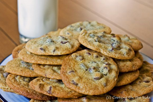 Recipe of toll house cookies