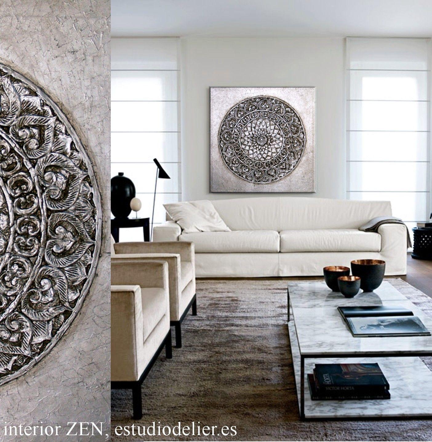 Cuadros con alma espiritualidad - Cuadros estilo zen ...