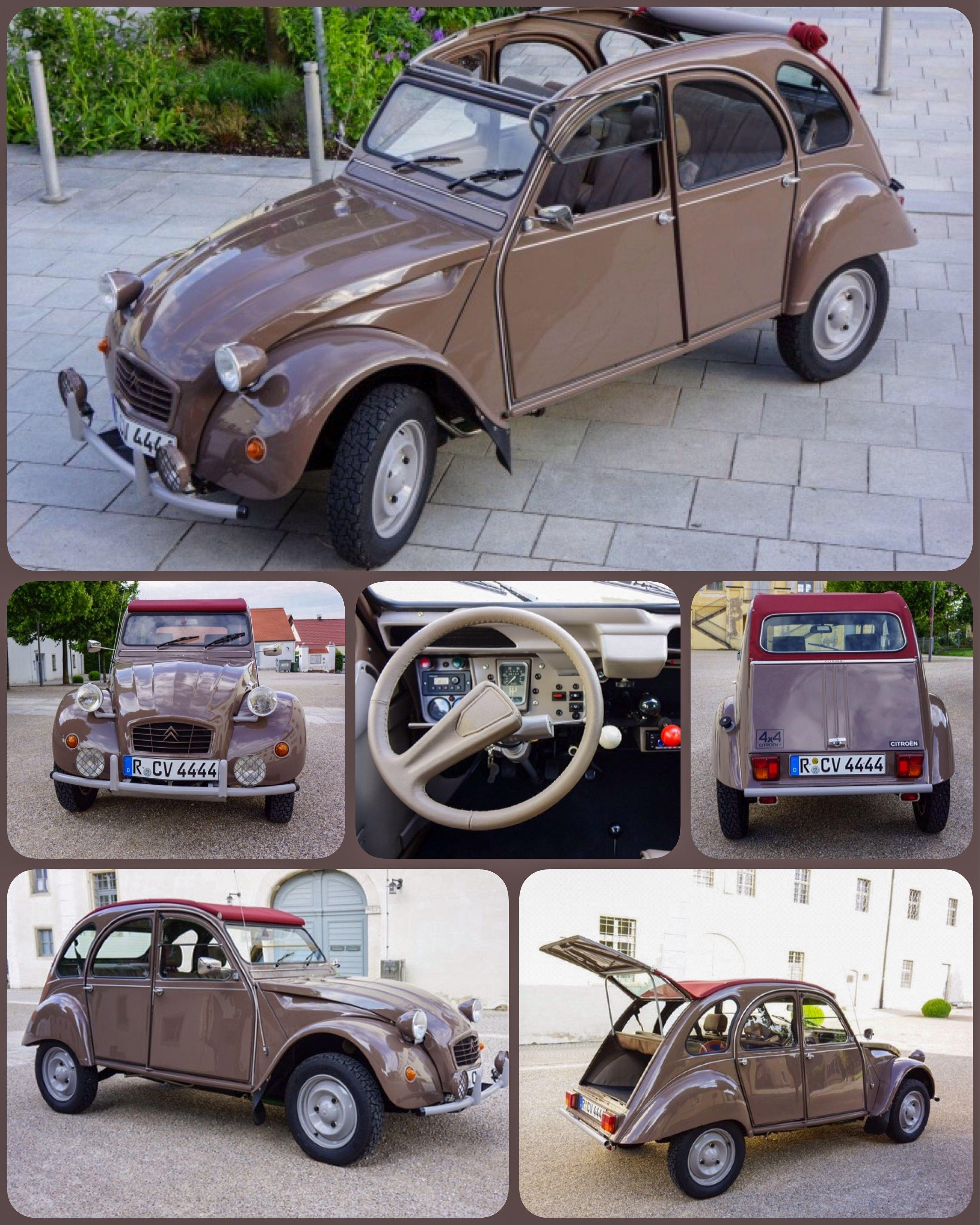 Citroen 2cv Legendary French Classic Car In 2020 Exotische Autos Alte Autos Oldtimer Autos