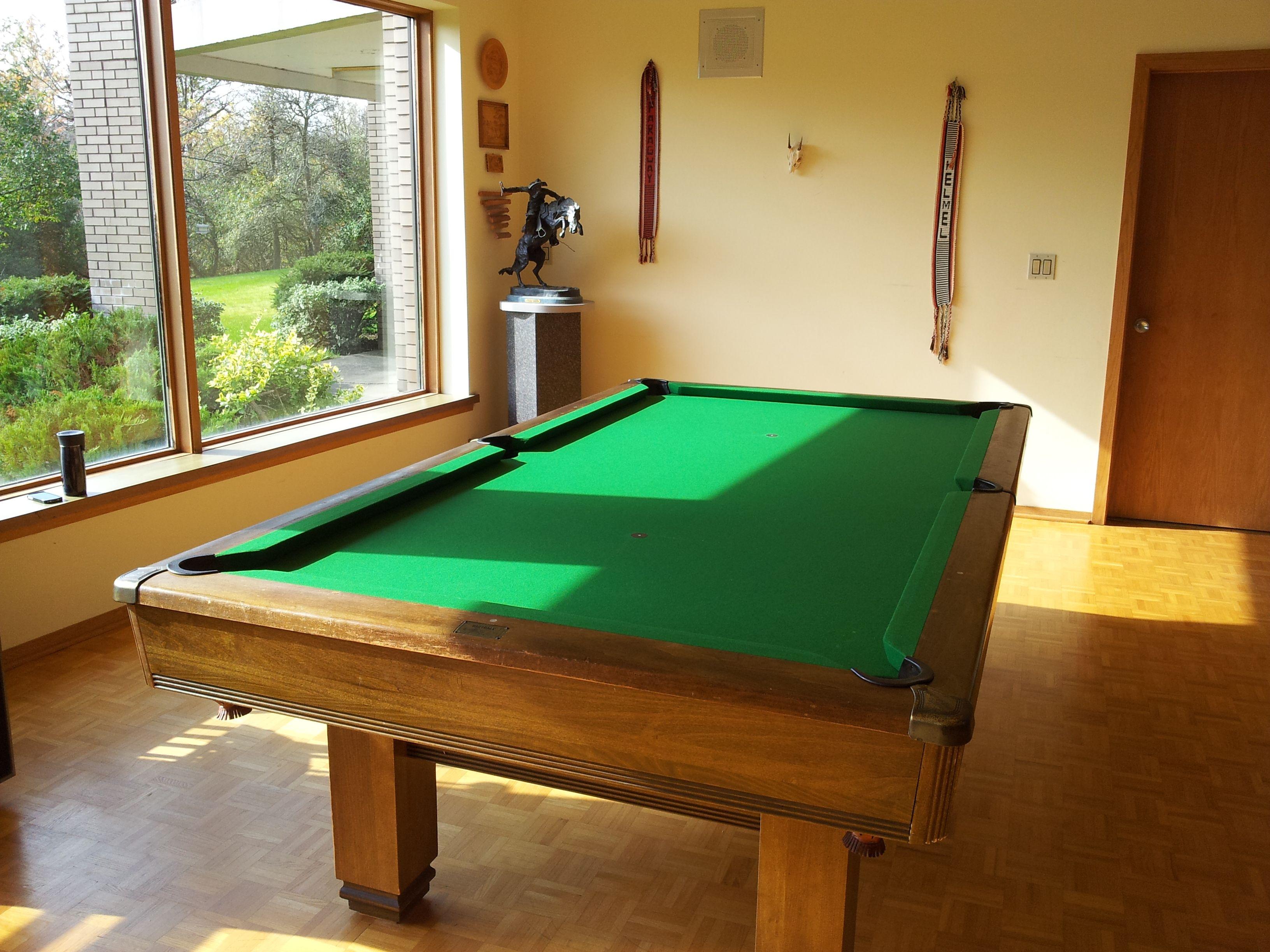 Pin On Pool Table Room