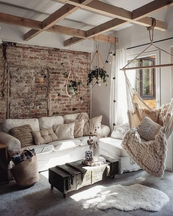 39 Attic Living Rooms That Really Are The Best: Ma Source D'inspiration PINTEREST