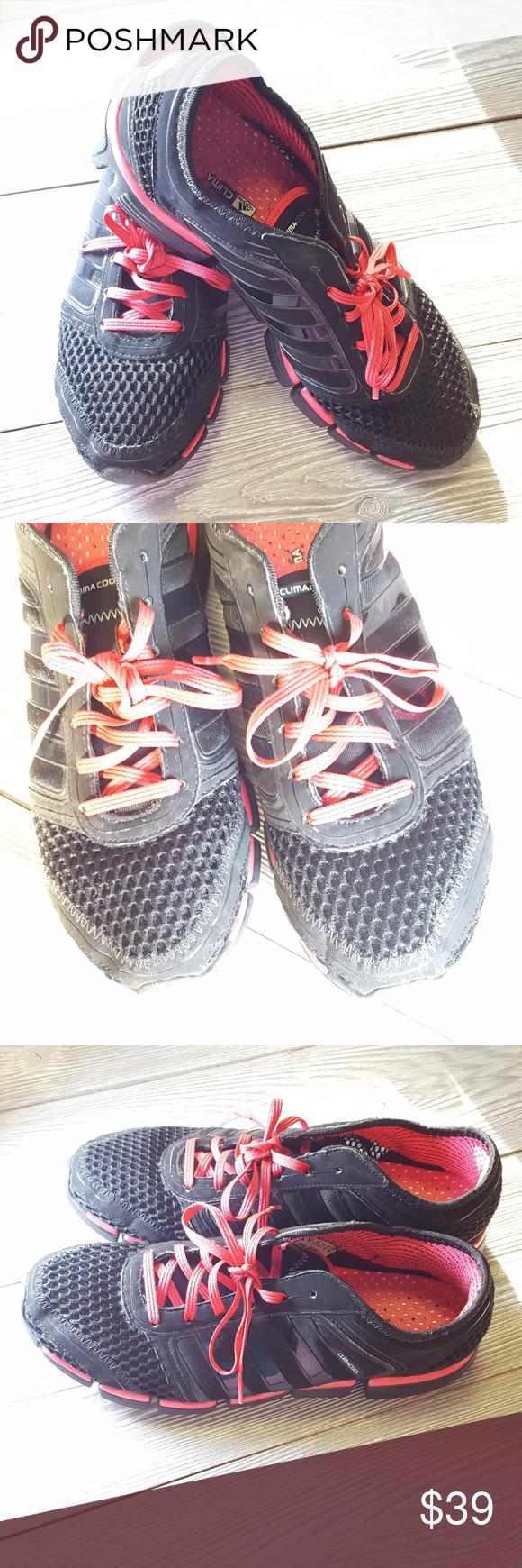 official photos c6f4a a4f7d Adidas ClimaCool Running Shoes G47274 black 10 Adidas ClimaCool Running  Shoes G47274 oscillation Zigzag sole black
