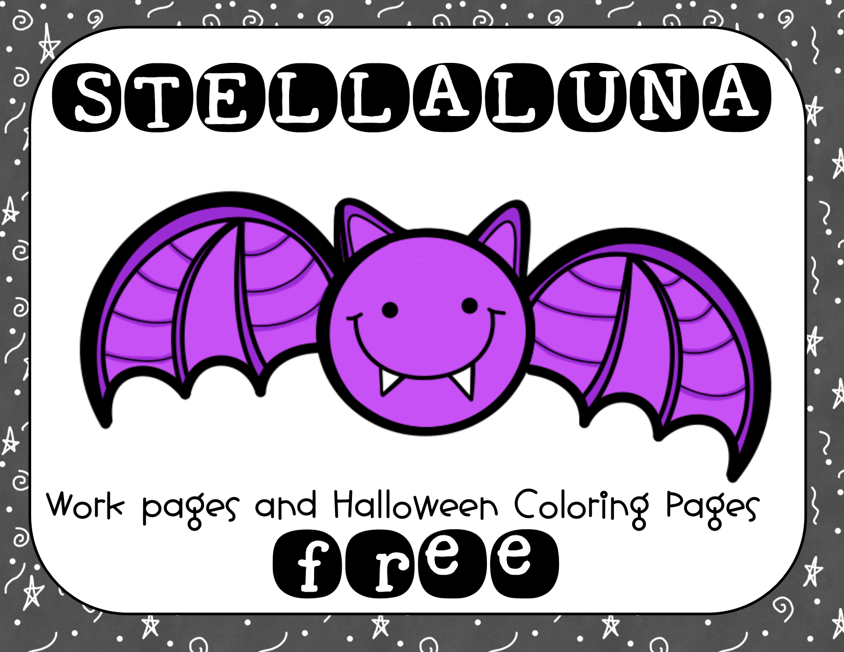 Stellaluna Free Book Printable For Reading Comprehension