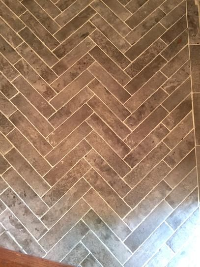 Ms International Abbey Brick 2 1 3 In X 10 In Glazed Porcelain Floor And Wall Tile 5 17 Sq Ft Case Porcelain Flooring Brick Tile Floor Brick Look Tile