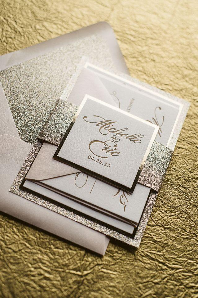 Elegant Unique Wedding Invitations Ideas Addicfashion