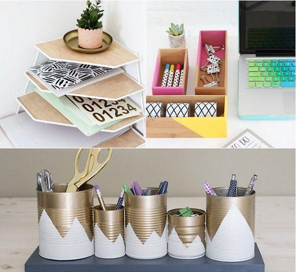 Home offices decorados e organizados + algumas dicas incríveis | Arrumadíssimo | Bloglovin'