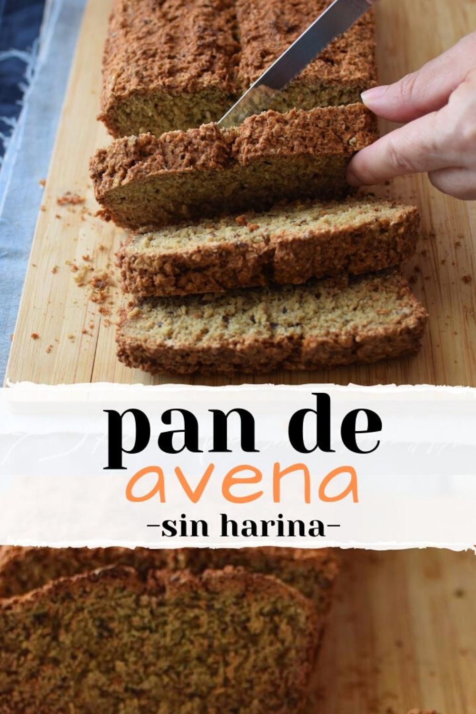 Pan De Avena Sin Harina Panecillos De Avena Pan Casero Pan De Avena Recetas