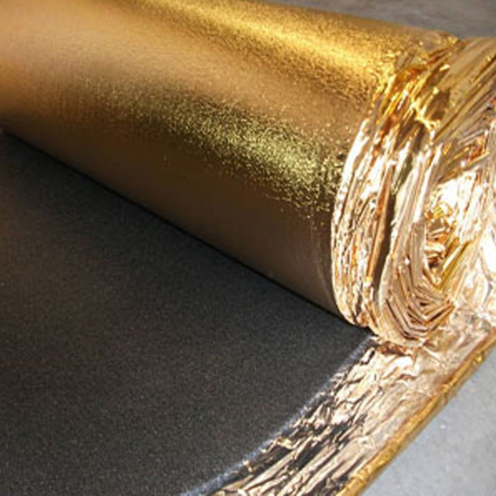Details About 5mm Natural Gold Laminate Engineered Wood
