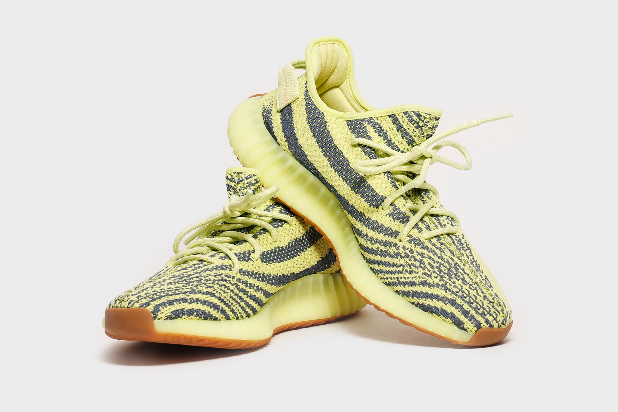 adidas yeezy boost 350 v2 semi frozen yellow online raffle