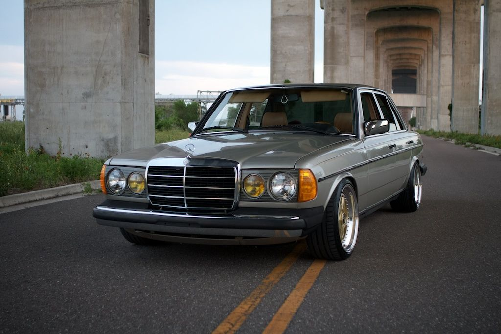 Mercedes Benz W 123 Dream Lines Mercedes W123