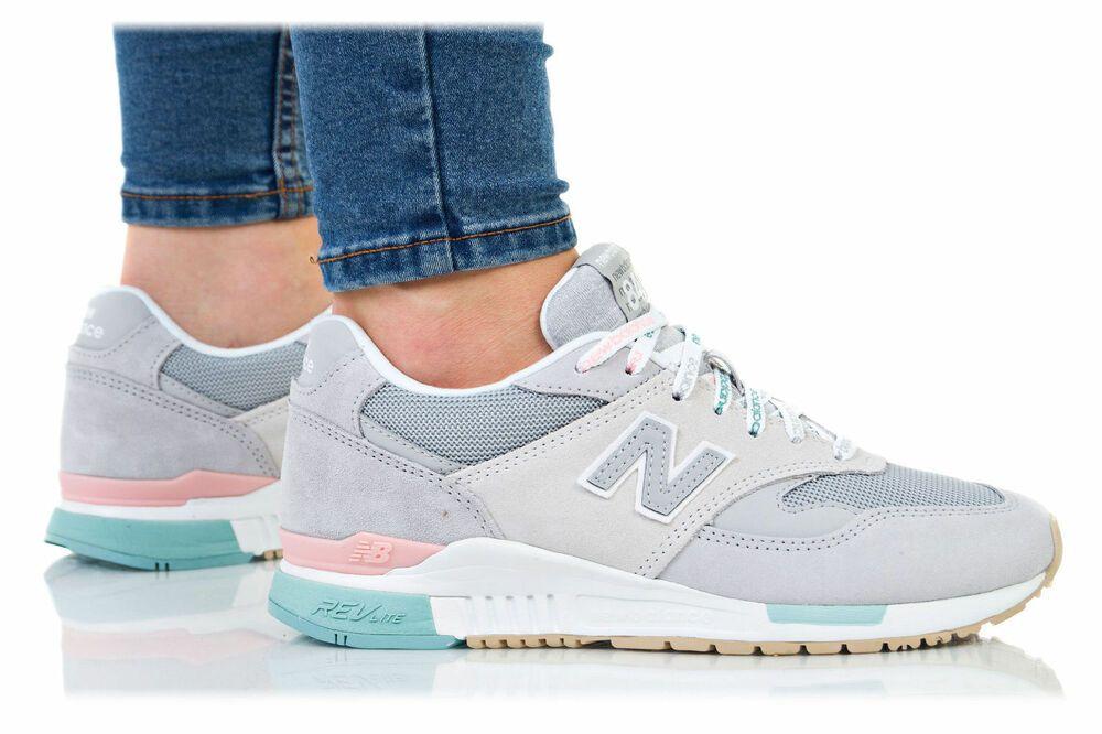 detailing 32d7e f456d New Balance 840 Damen Sneaker grau Schuhe WL840RTN | New ...