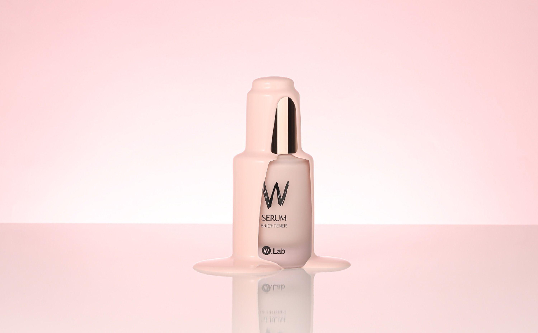 W.Lab serum brightener 2020 파운데이션, 마스카라, 립스틱
