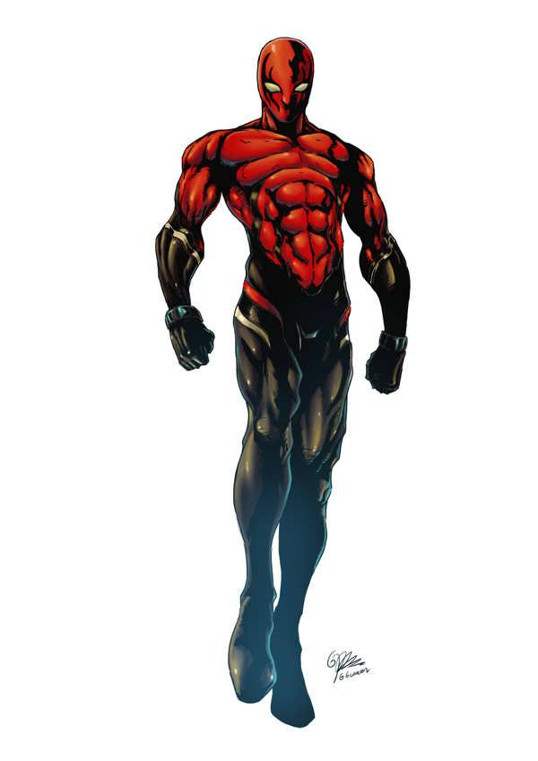 Superhero Character Design Ideas : Character designs from marvel heroes opening cinematic