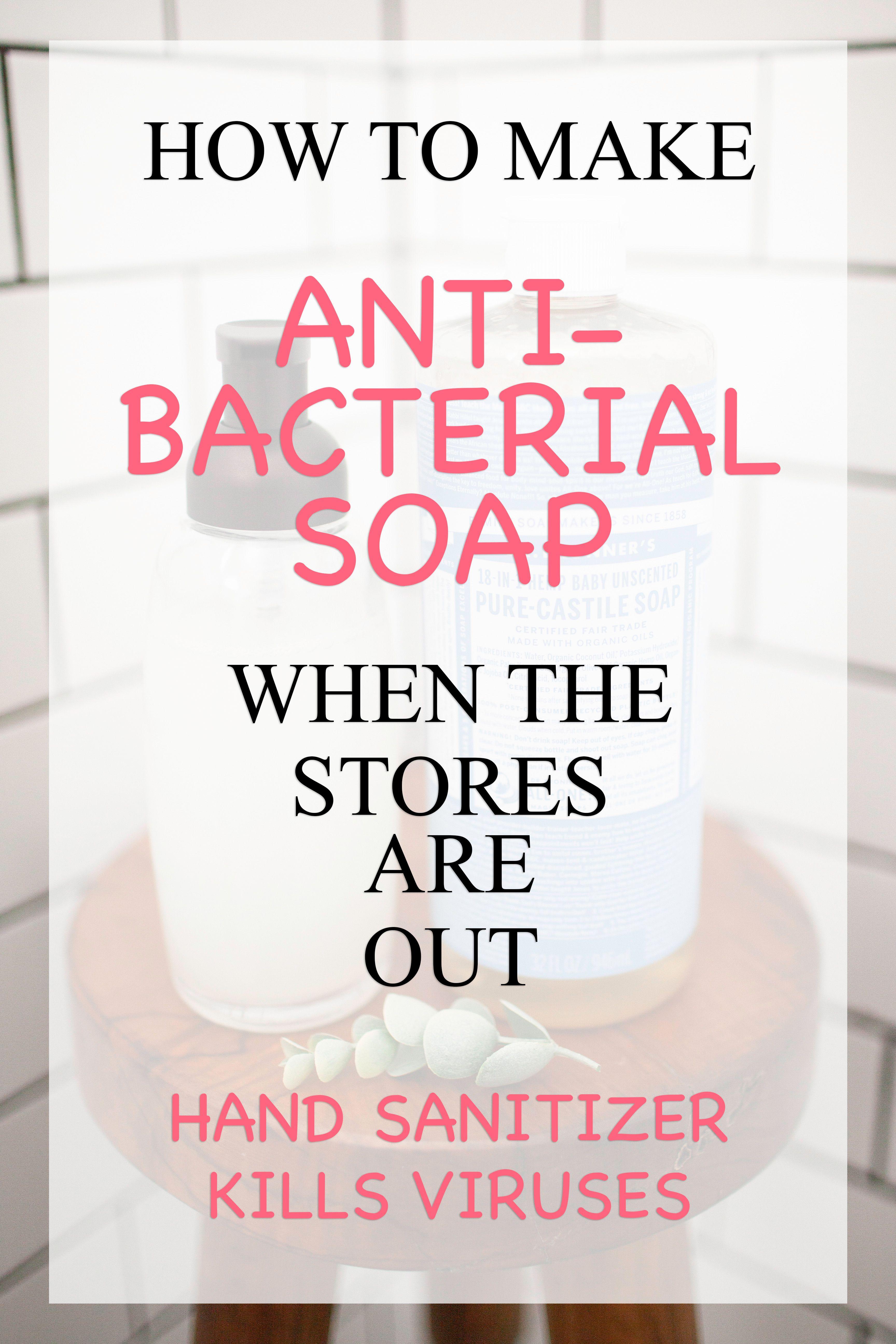 A DIY Kinda Day in 2020 Homemade dish soap, Diy hand