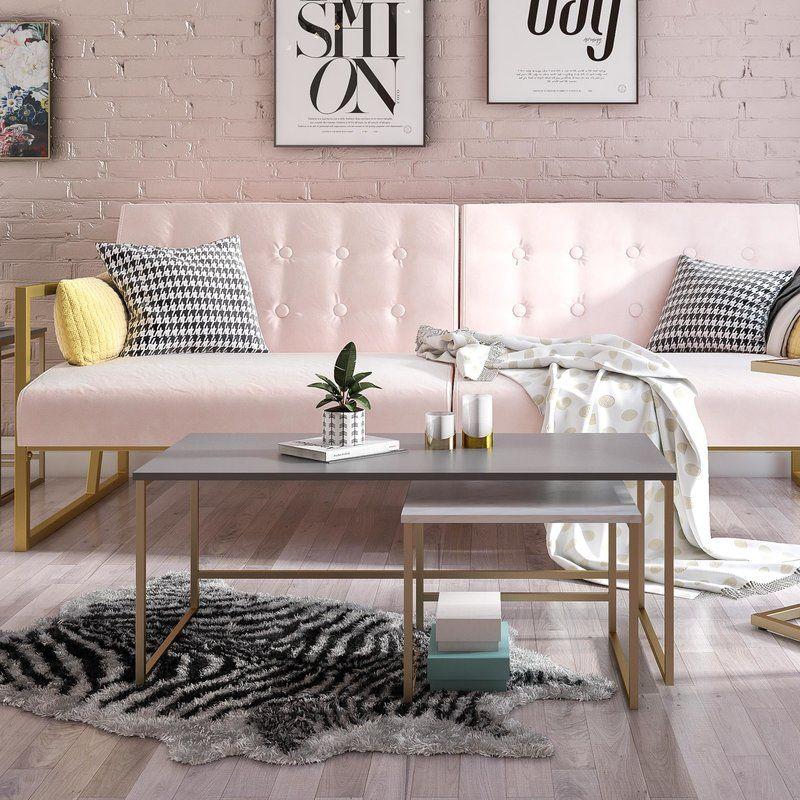 Best Scarlett 2 Piece Coffee Table Set Coffee End Tables 640 x 480