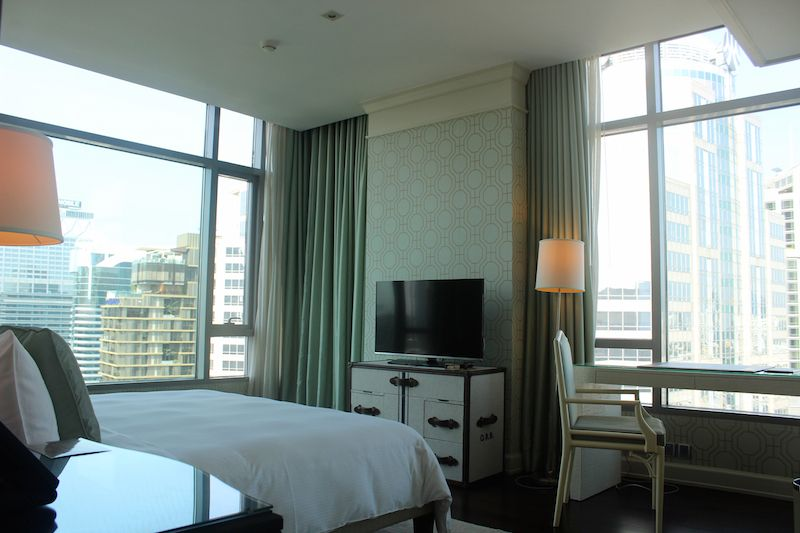 Bangkok Five Star Luxury Hotel Thailand Tene Sommer Lifestyle Blog