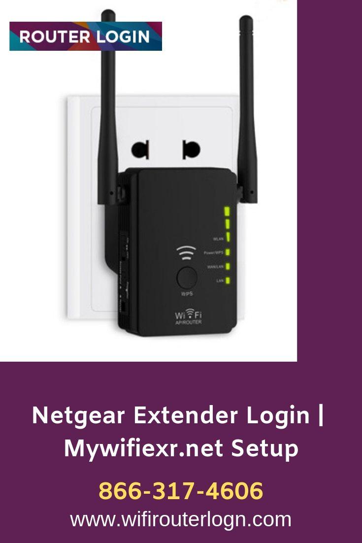 Follow below steps to configure netgear extender login