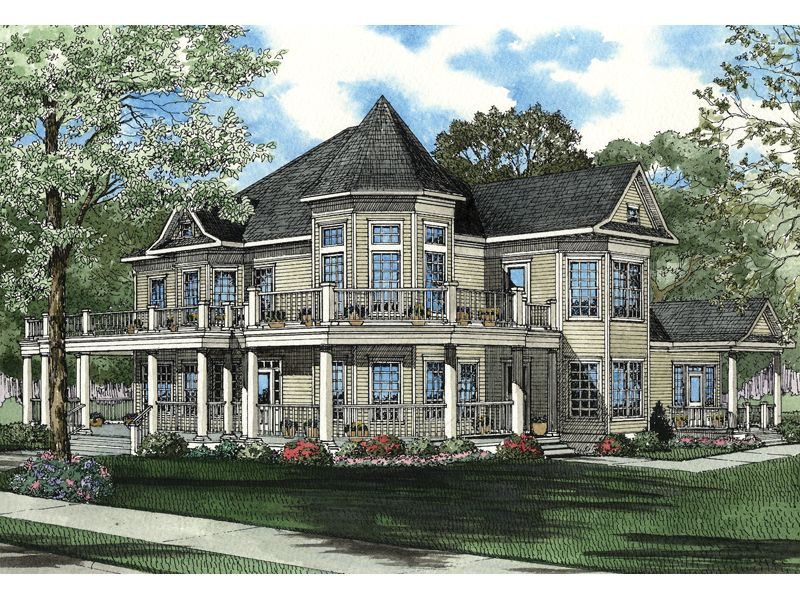 Cairns Luxury Victorian Home Victorian House Plans Luxury House Plans Country House Plans