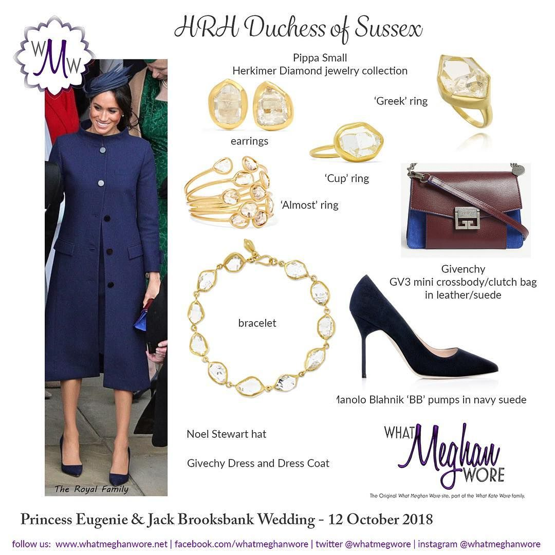 What Meghan Wore On Instagram Apologies For The Delay Bit Busy Here At Wmw All The D Meghan Markle Outfits Types Of Fashion Styles Meghan Markle Style