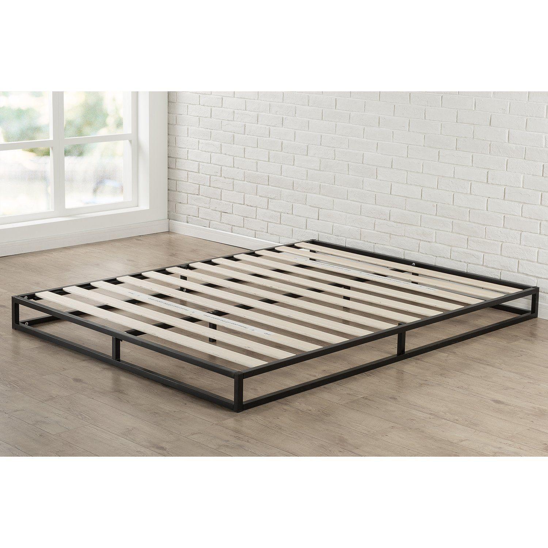 St Germain Platform Bed Bed Frame Mattress Low Profile Bed