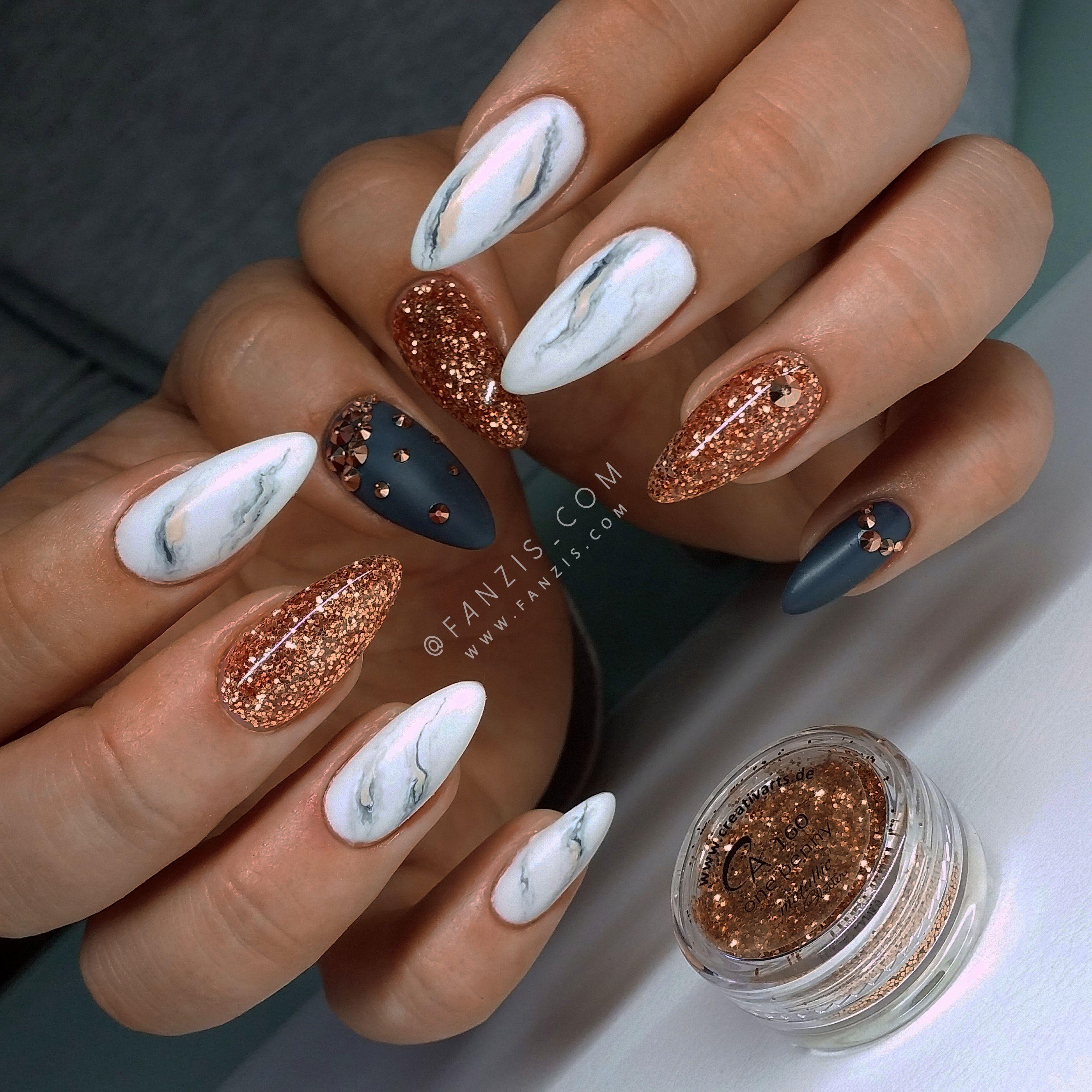 Pinterest: @FaithmichelleXX | N A I L S | Pinterest | Marmor nails ...
