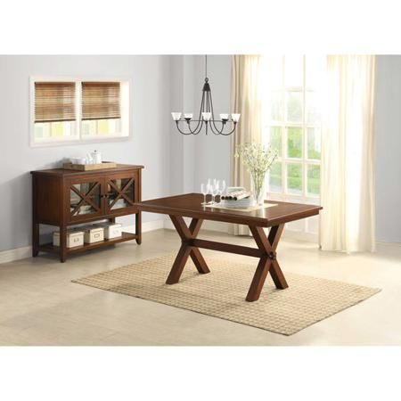 Httpwwwwalmartipbetterhomesandgardensmaddoxcrossing Best Dining Room Tables Walmart Inspiration