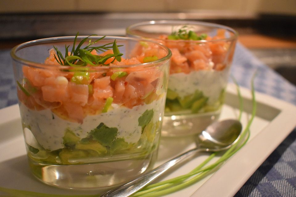 Photo of Avocado – Salmon – Tartare by tim2 | Chef