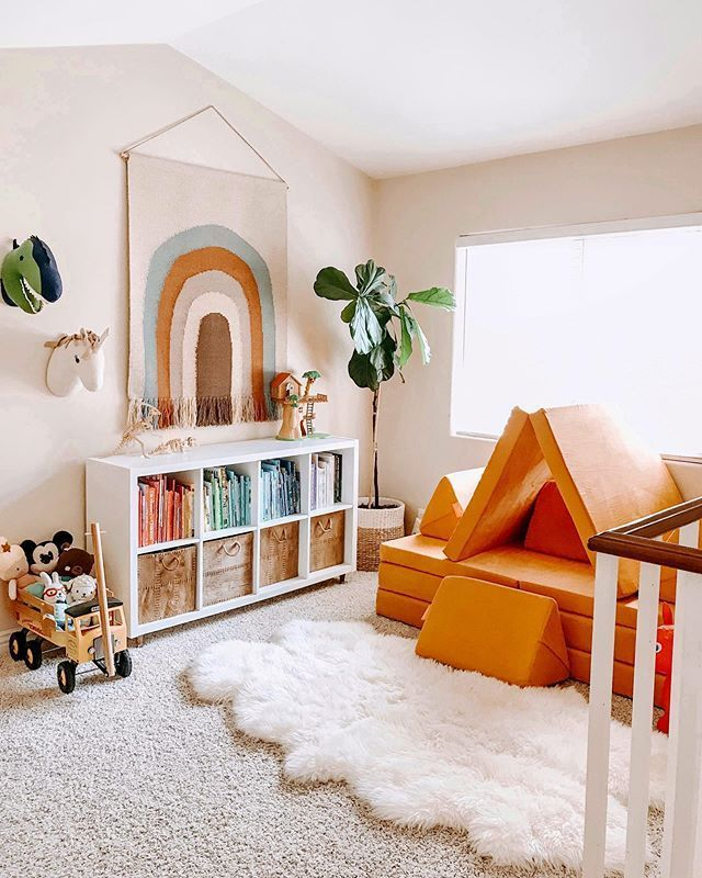 The Nugget in 2020 | Toddler playroom, Baby playroom, Playroom design